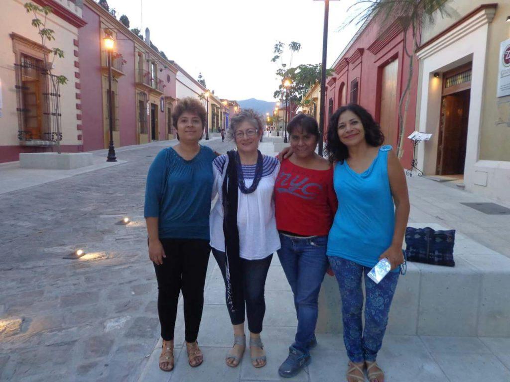 Estancia 1. Red Nacional de Defensoras (México) de Carolina Ramírez y Matilde