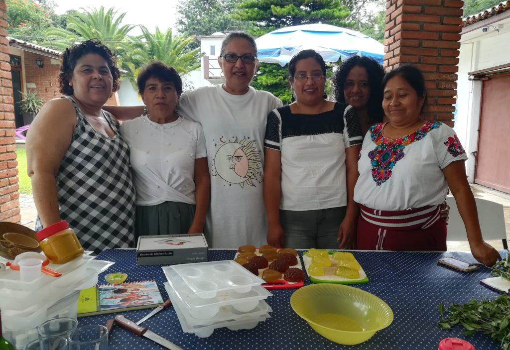 Quinta Estancia de defensoras de la Iniciativa Mesoamericana de Defensoras