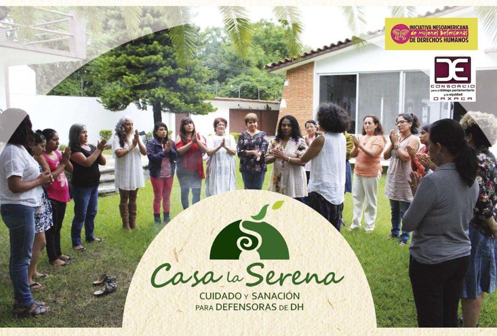 Taller con Emma Sosa para inaugurar Casa La Serena