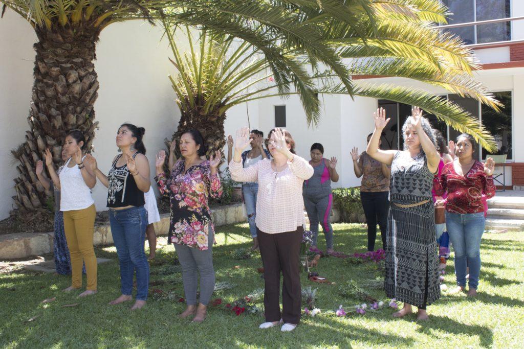 1a Estancia de Mujeres de Tierra y Territorio.  Global Fund for Women