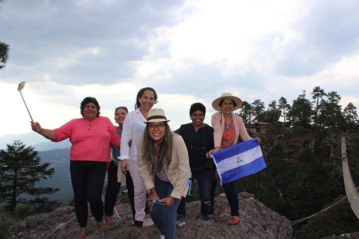 Sexta Estancia de defensoras de la Iniciativa Mesoamericana de Defensoras- Nicaragua
