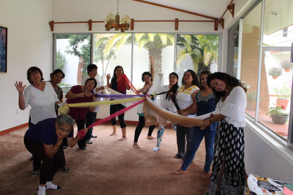 Septima Estancia de defensoras de la Iniciativa Mesoamericana de Defensoras- Guatemala